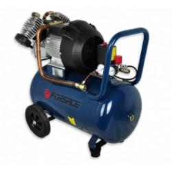 Oro kompresorius stūmoklinis 2 cilindrų 50l 220V