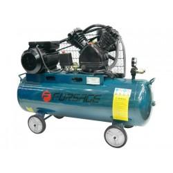 Oro kompresorius stūmoklinis 2 cilindrų 70l 220V