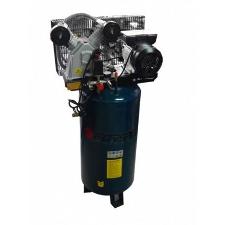 Oro kompresorius stūmoklinis 2 cilindrų 100l 220V
