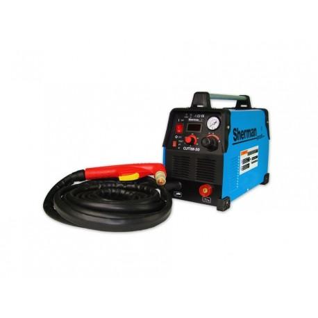 Plazminio pjovimo aparatas, CUTTER 50, 45A, 230V, 12mm