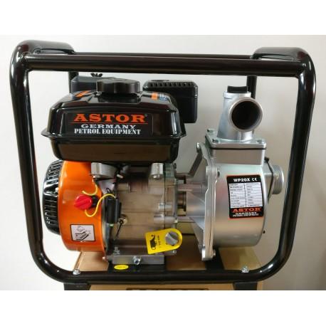 Benzininė vandens pompa ASTOR WP20X