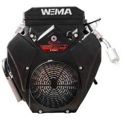Dviejų cilindrų benzininis variklis WEIMA 20.0AG